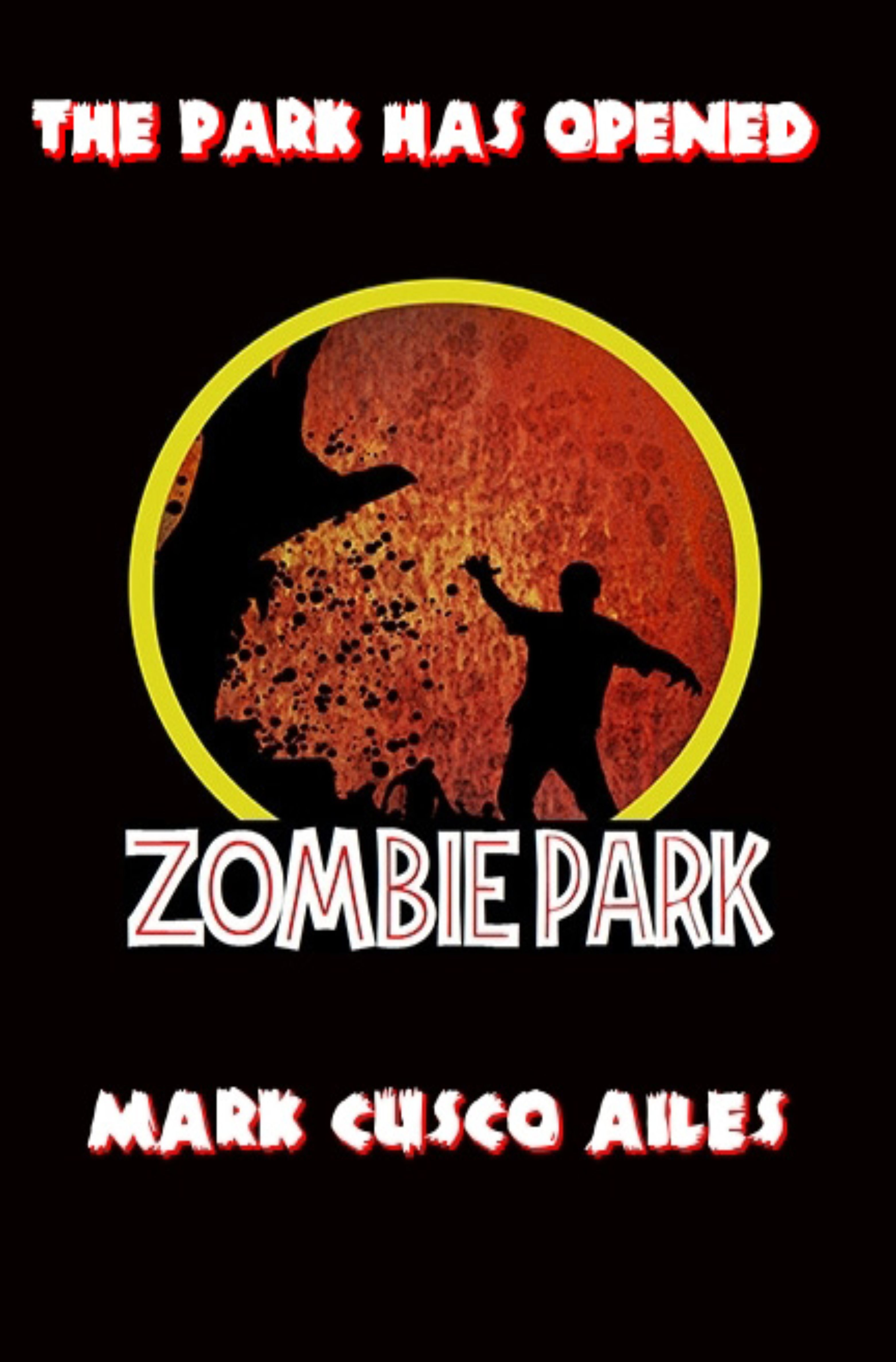 Zombie Park by Mark Cusco Ailes
