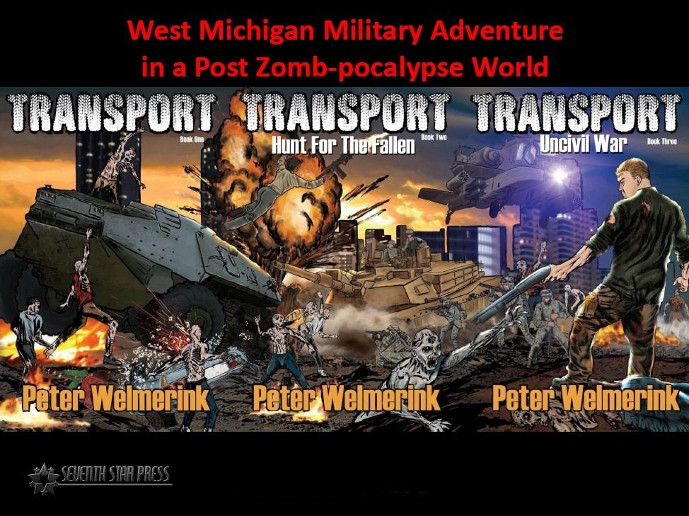 Peter Welmerink Series