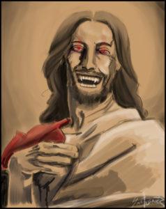 vampire christ