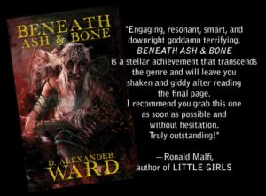 Ward Ash and Bone cover