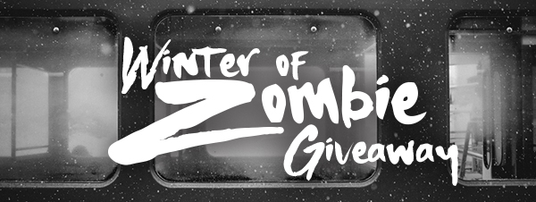 Winter of Zombie Giveaway